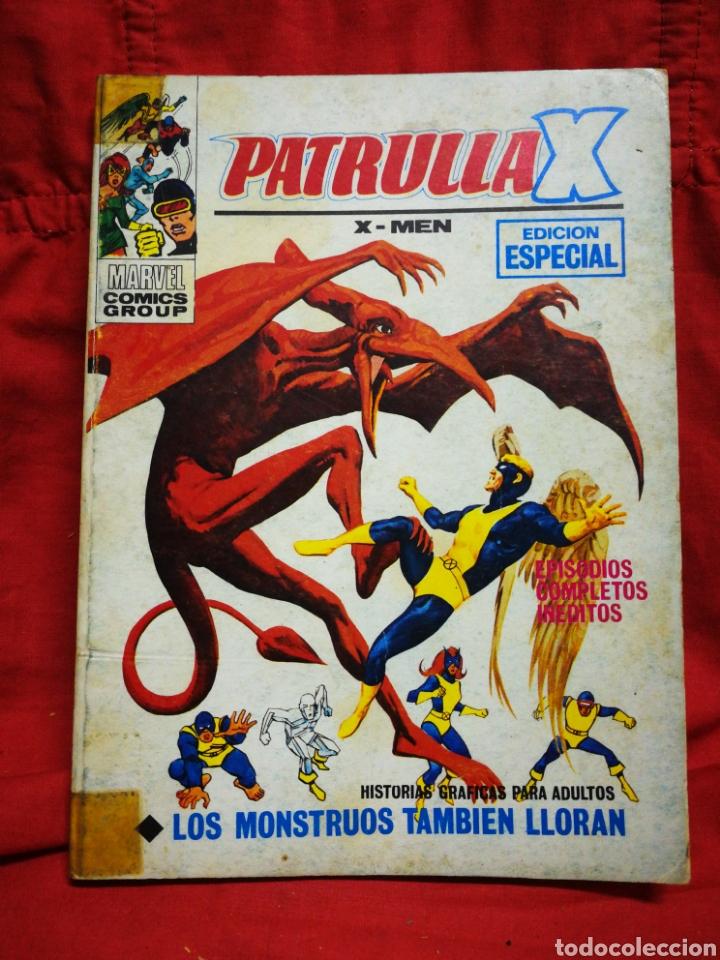 PATRULLA X (X-MEN)-EDICIONES VÉRTICE (COMICS GROUP), N°28.EDICION ESPECIAL, TACO. 1971. (Tebeos y Comics - Vértice - Patrulla X)