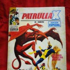 Cómics: PATRULLA X (X-MEN)-EDICIONES VÉRTICE (COMICS GROUP), N°28.EDICION ESPECIAL, TACO. 1971.. Lote 245619435