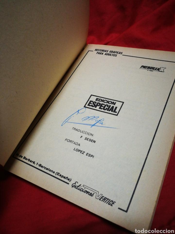 Cómics: PATRULLA X (X-MEN)-EDICIONES VÉRTICE (COMICS GROUP), N°29.EDICION ESPECIAL, TACO. 1972. - Foto 2 - 245619820
