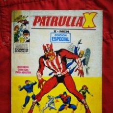 Cómics: PATRULLA X (X-MEN)-EDICIONES VÉRTICE (COMICS GROUP), N°29.EDICION ESPECIAL, TACO. 1972.. Lote 245619820