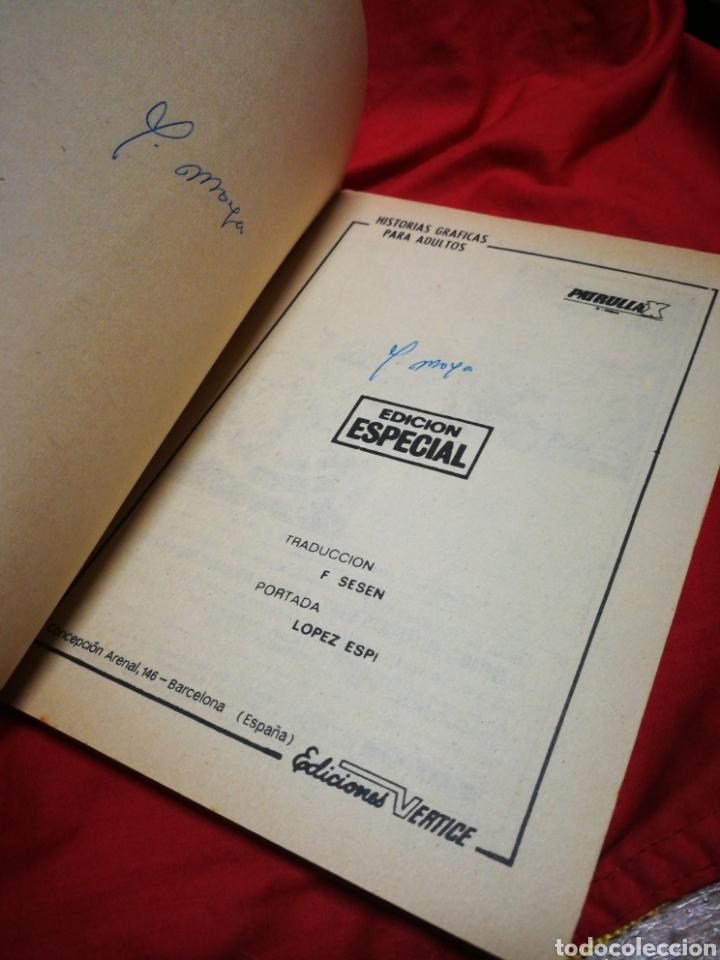 Cómics: PATRULLA X (X-MEN)-EDICIONES VÉRTICE (COMICS GROUP), N°30.EDICION ESPECIAL, TACO. 1975. - Foto 2 - 245620330