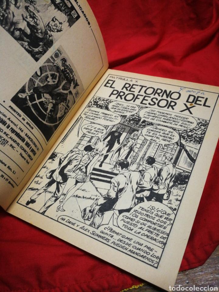 Cómics: PATRULLA X (X-MEN)-EDICIONES VÉRTICE (COMICS GROUP), N°30.EDICION ESPECIAL, TACO. 1975. - Foto 3 - 245620330
