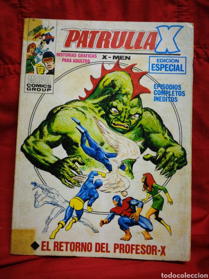 PATRULLA X (X-MEN)-EDICIONES VÉRTICE (COMICS GROUP), N°30.EDICION ESPECIAL, TACO. 1975. (Tebeos y Comics - Vértice - Patrulla X)