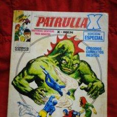 Cómics: PATRULLA X (X-MEN)-EDICIONES VÉRTICE (COMICS GROUP), N°30.EDICION ESPECIAL, TACO. 1975.. Lote 245620330