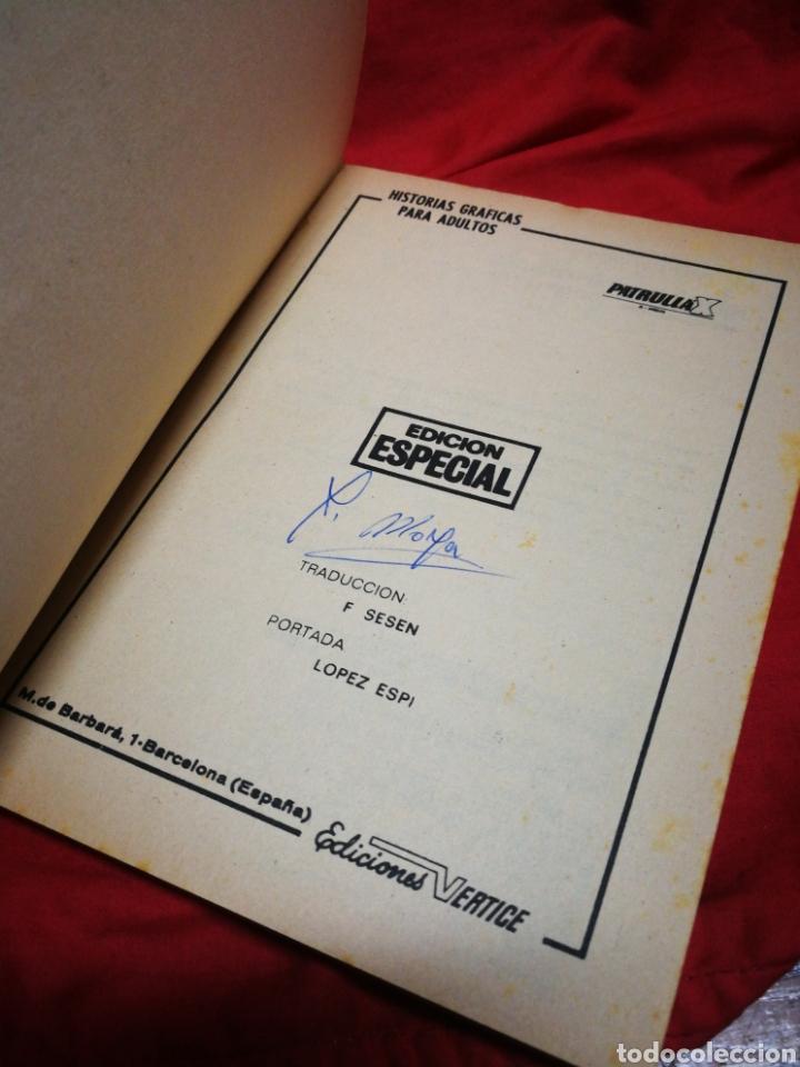 Cómics: PATRULLA X (X-MEN)-EDICIONES VÉRTICE (COMICS GROUP), N°31.EDICION ESPECIAL, TACO. 1972. - Foto 2 - 245620810