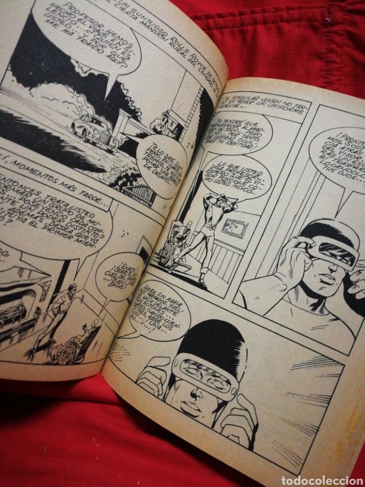 Cómics: PATRULLA X (X-MEN)-EDICIONES VÉRTICE (COMICS GROUP), N°31.EDICION ESPECIAL, TACO. 1972. - Foto 4 - 245620810