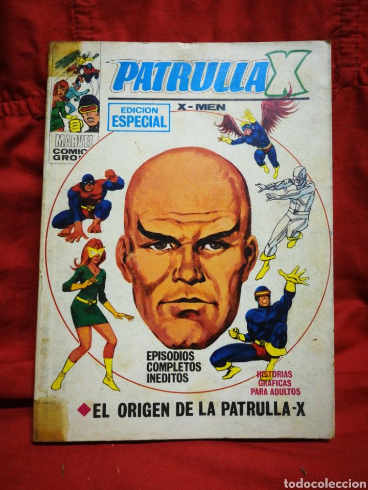 PATRULLA X (X-MEN)-EDICIONES VÉRTICE (COMICS GROUP), N°31.EDICION ESPECIAL, TACO. 1972. (Tebeos y Comics - Vértice - Patrulla X)