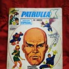 Cómics: PATRULLA X (X-MEN)-EDICIONES VÉRTICE (COMICS GROUP), N°31.EDICION ESPECIAL, TACO. 1972.. Lote 245620810