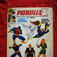 Cómics: PATRULLA X (X-MEN)-EDICIONES VÉRTICE (COMICS GROUP), N°32.EDICION ESPECIAL, TACO. 1972.. Lote 245621280