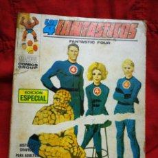 Cómics: LOS 4 FANTASTICOS (FANTASTIC FOUR)-EDICIONES VÉRTICE (COMICS GROUP), N°5-EDICIÓN ESPECIAL, TACO 1969. Lote 245788060