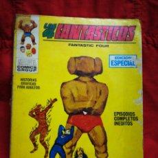 Cómics: LOS 4 FANTASTICOS (FANTASTIC FOUR)-EDICIONES VÉRTICE (COMICS GROUP), N°8-EDICIÓN ESPECIAL,TACO 1970.. Lote 245875085