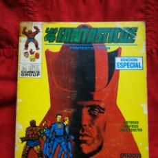 Cómics: LOS 4 FANTASTICOS (FANTASTIC FOUR)-EDICIONES VÉRTICE (COMICS GROUP), N°10-EDICIÓN ESPECIAL,TACO 1970. Lote 245880205