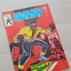Cómics: BASTANTE NUEVO POWER-MAN 21 POWERMAN COMICS VERTICE. Lote 245903455