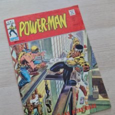 Cómics: MUY BUEN ESTADO POWER-MAN 4 POWERMAN COMICS VERTICE. Lote 245904515