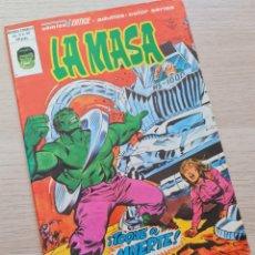 Cómics: MUY BUEN ESTADO LA MASA 42 VOL III COMICS VERTICE. Lote 245908155