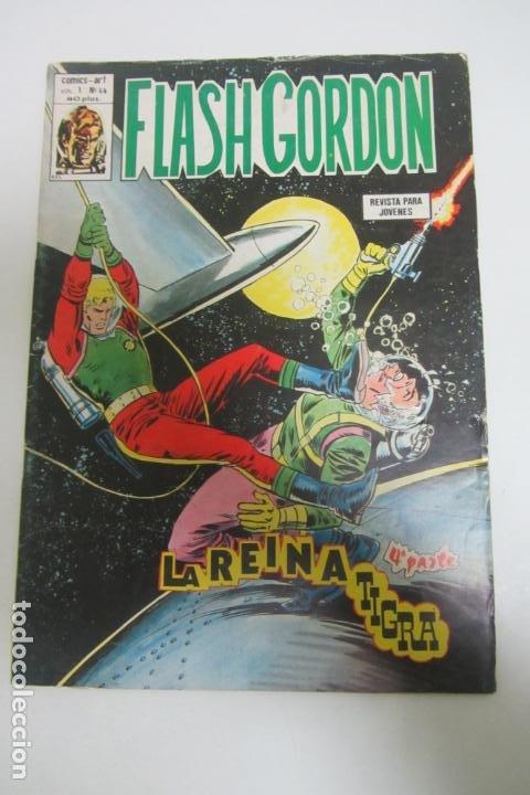 FLASH GORDON VOL. 1 Nº 44 / VÉRTICE MUCHOS EN VENTA MIRA TUS FALTAS E8X3 (Tebeos y Comics - Vértice - Flash Gordon)