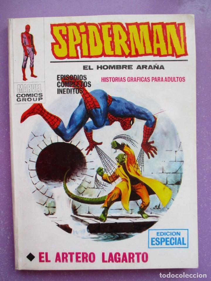 SPIDERMAN Nº 17 VERTICE TACO ¡¡¡¡ MUY BUEN ESTADO !!!! 1ª EDICION (Tebeos y Comics - Vértice - V.1)