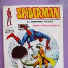 Cómics: SPIDERMAN Nº 17 VERTICE TACO ¡¡¡¡ MUY BUEN ESTADO !!!! 1ª EDICION. Lote 245995425