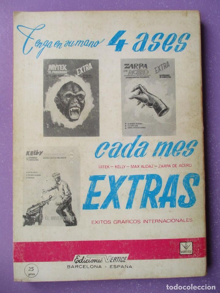 Cómics: MAX AUDAZ VERTICE TACO ¡¡¡¡ MUY BUEN ESTADO !!!! COLECCION COMPLETA - Foto 5 - 245997900