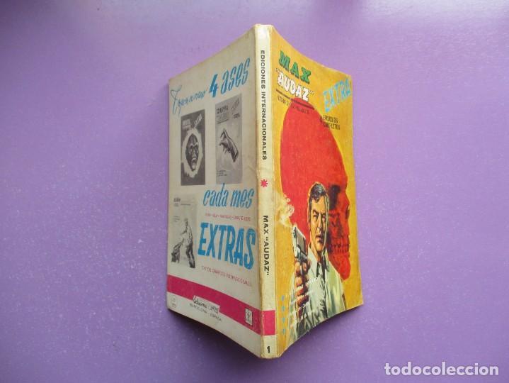 Cómics: MAX AUDAZ VERTICE TACO ¡¡¡¡ MUY BUEN ESTADO !!!! COLECCION COMPLETA - Foto 8 - 245997900