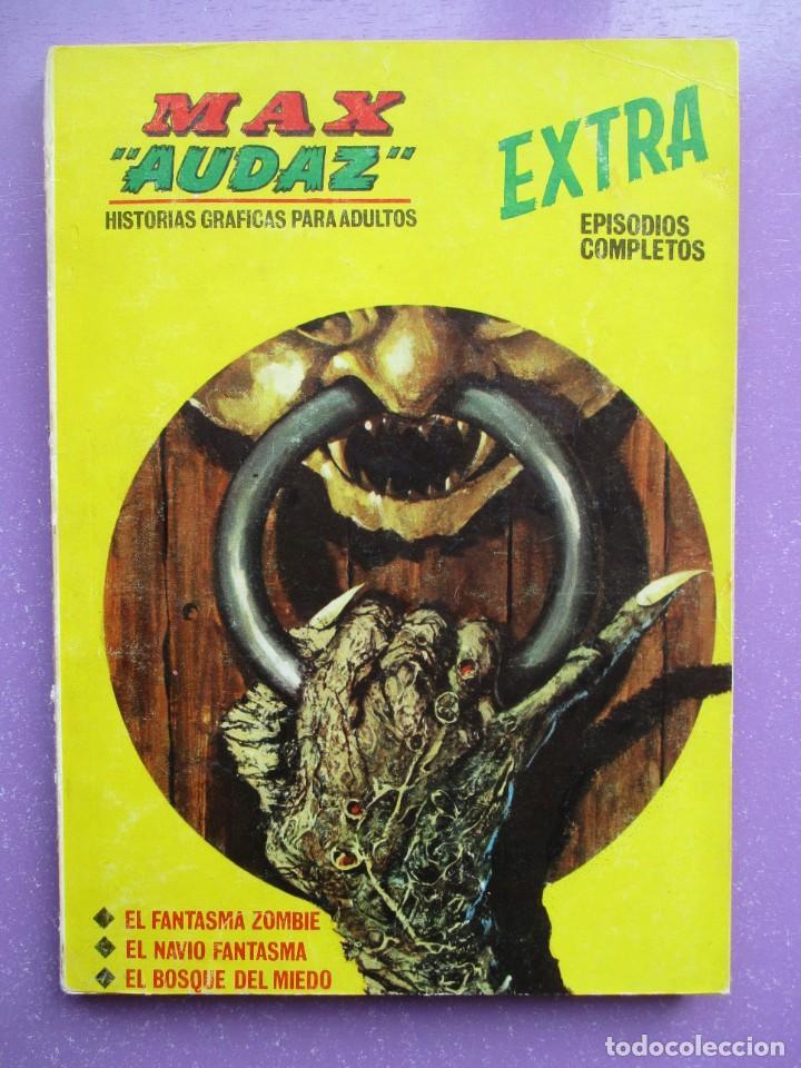 Cómics: MAX AUDAZ VERTICE TACO ¡¡¡¡ MUY BUEN ESTADO !!!! COLECCION COMPLETA - Foto 10 - 245997900