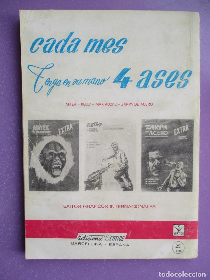 Cómics: MAX AUDAZ VERTICE TACO ¡¡¡¡ MUY BUEN ESTADO !!!! COLECCION COMPLETA - Foto 11 - 245997900