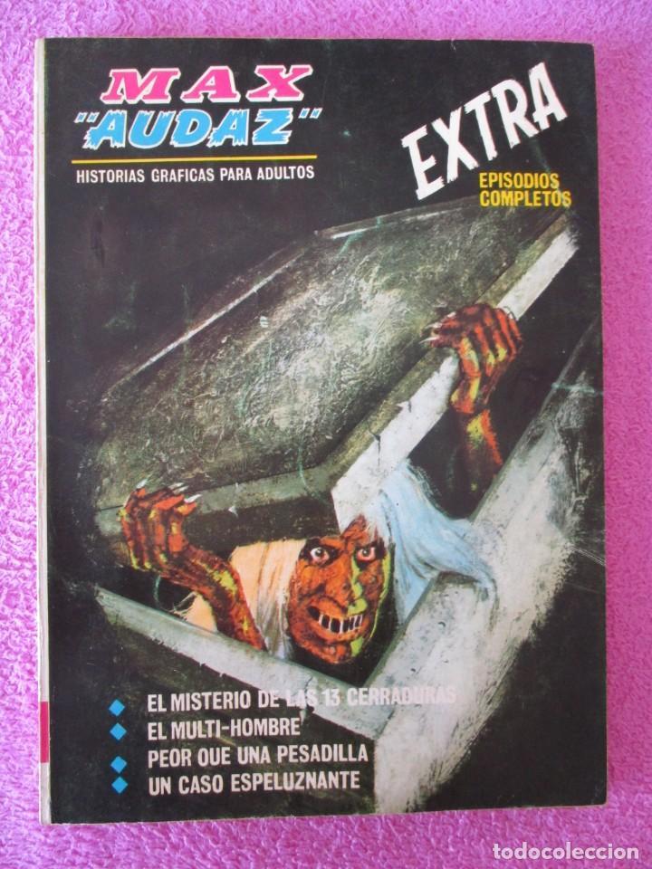 Cómics: MAX AUDAZ VERTICE TACO ¡¡¡¡ MUY BUEN ESTADO !!!! COLECCION COMPLETA - Foto 16 - 245997900