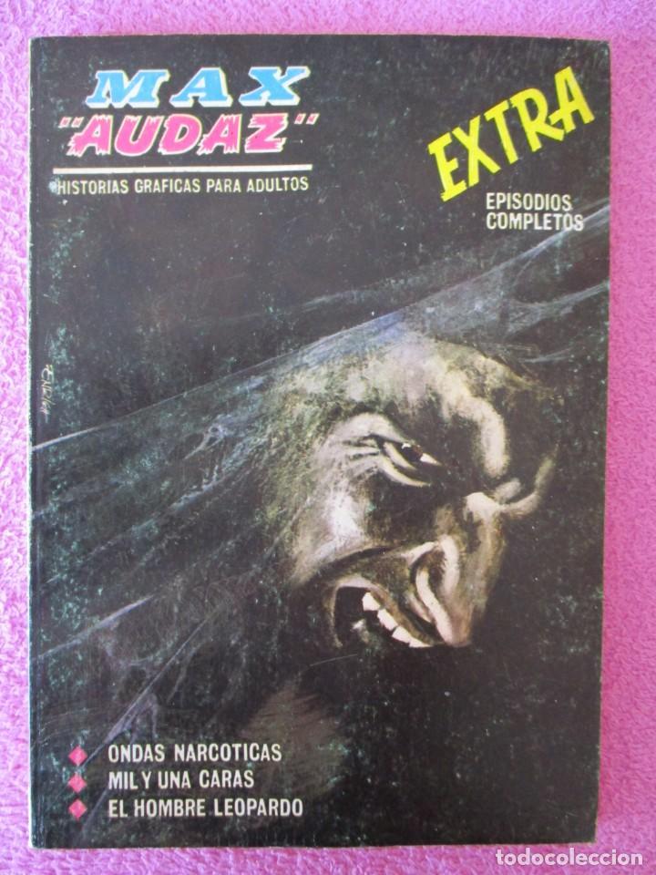 Cómics: MAX AUDAZ VERTICE TACO ¡¡¡¡ MUY BUEN ESTADO !!!! COLECCION COMPLETA - Foto 31 - 245997900