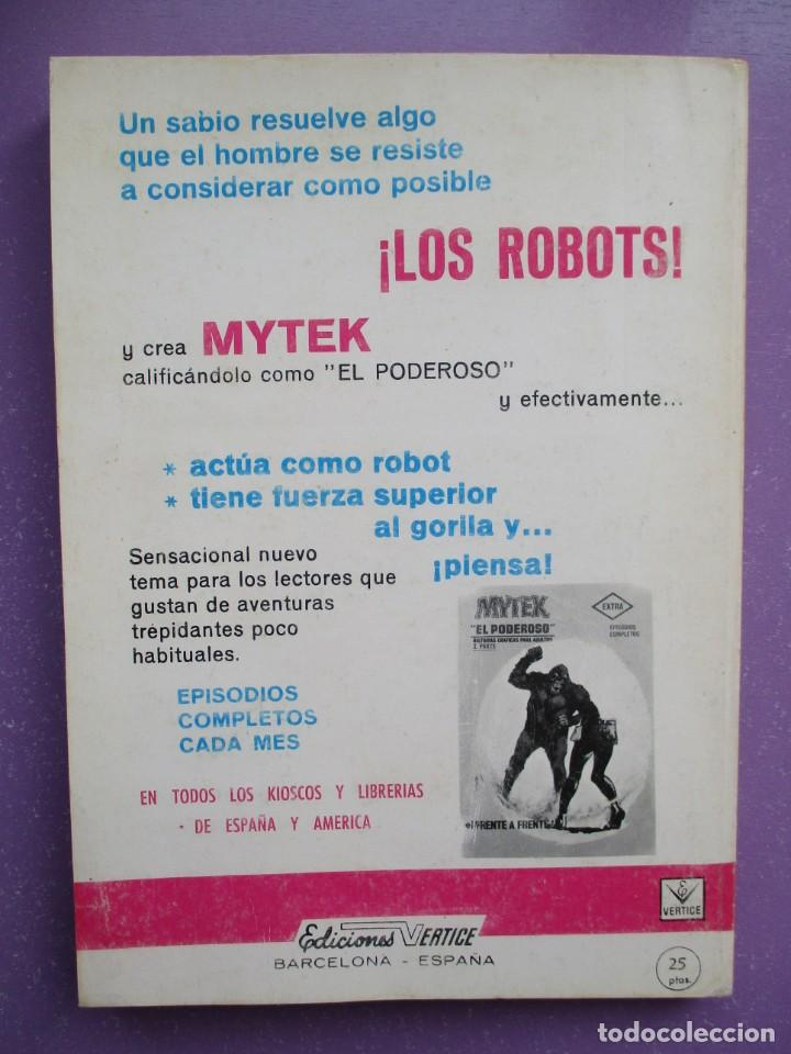 Cómics: MAX AUDAZ VERTICE TACO ¡¡¡¡ MUY BUEN ESTADO !!!! COLECCION COMPLETA - Foto 32 - 245997900