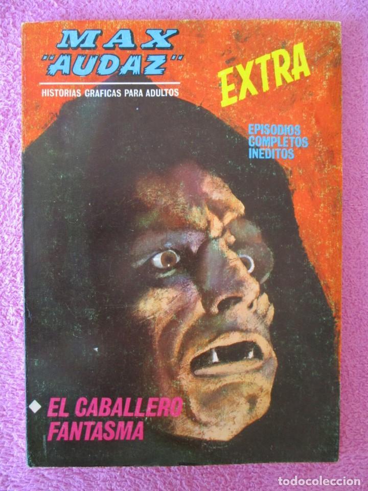 Cómics: MAX AUDAZ VERTICE TACO ¡¡¡¡ MUY BUEN ESTADO !!!! COLECCION COMPLETA - Foto 39 - 245997900