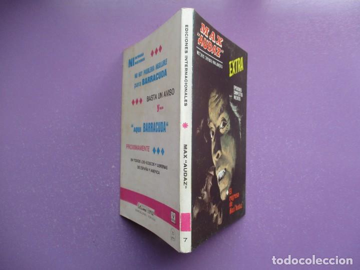 Cómics: MAX AUDAZ VERTICE TACO ¡¡¡¡ MUY BUEN ESTADO !!!! COLECCION COMPLETA - Foto 37 - 245997900