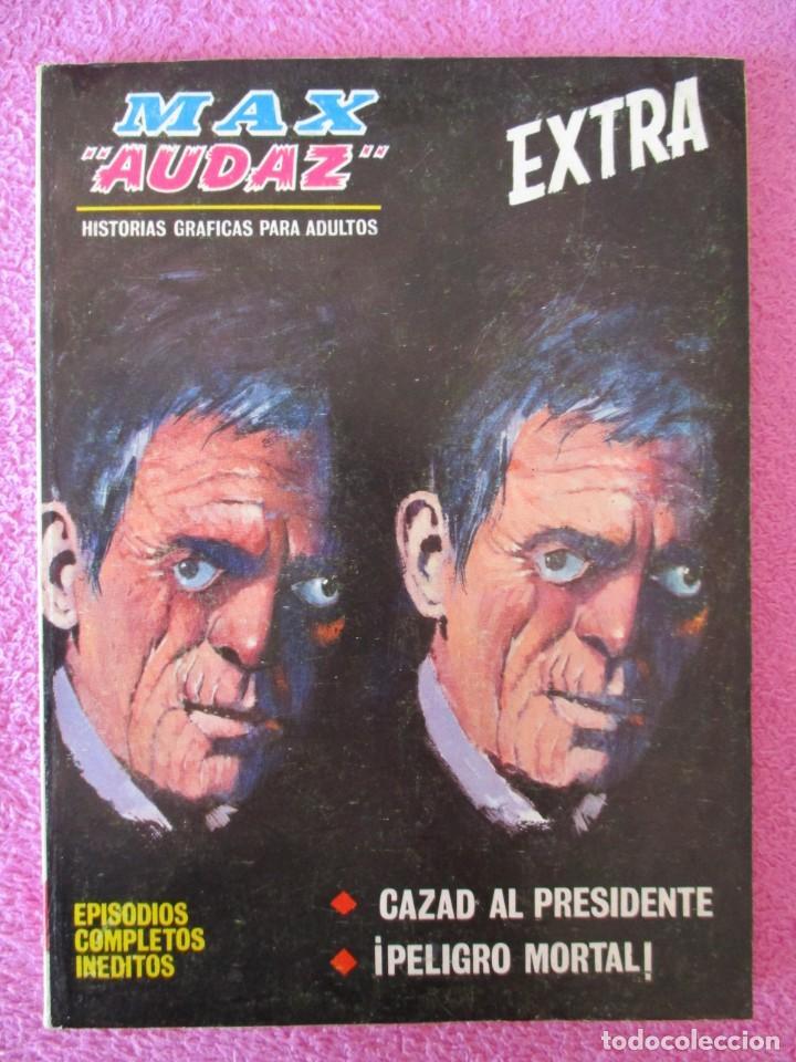 Cómics: MAX AUDAZ VERTICE TACO ¡¡¡¡ MUY BUEN ESTADO !!!! COLECCION COMPLETA - Foto 52 - 245997900