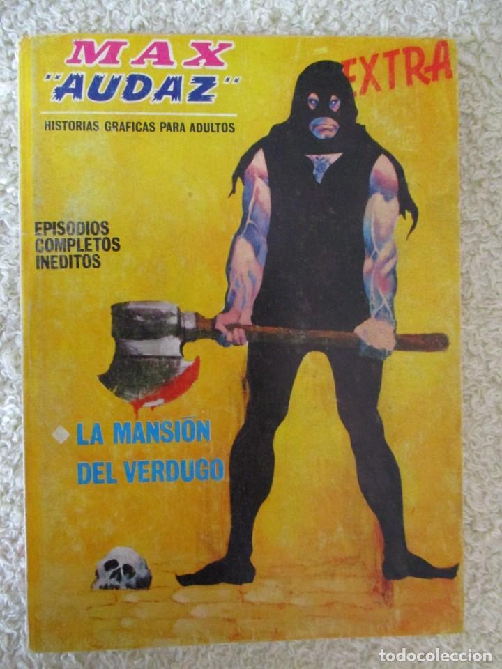 Cómics: MAX AUDAZ VERTICE TACO ¡¡¡¡ MUY BUEN ESTADO !!!! COLECCION COMPLETA - Foto 61 - 245997900