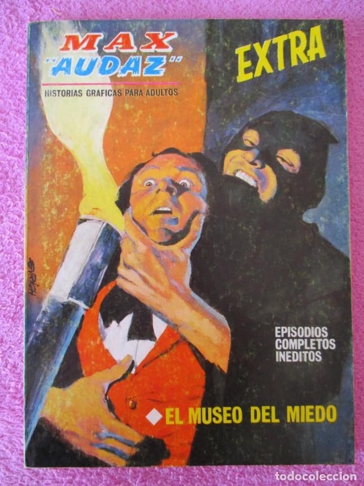 Cómics: MAX AUDAZ VERTICE TACO ¡¡¡¡ MUY BUEN ESTADO !!!! COLECCION COMPLETA - Foto 65 - 245997900