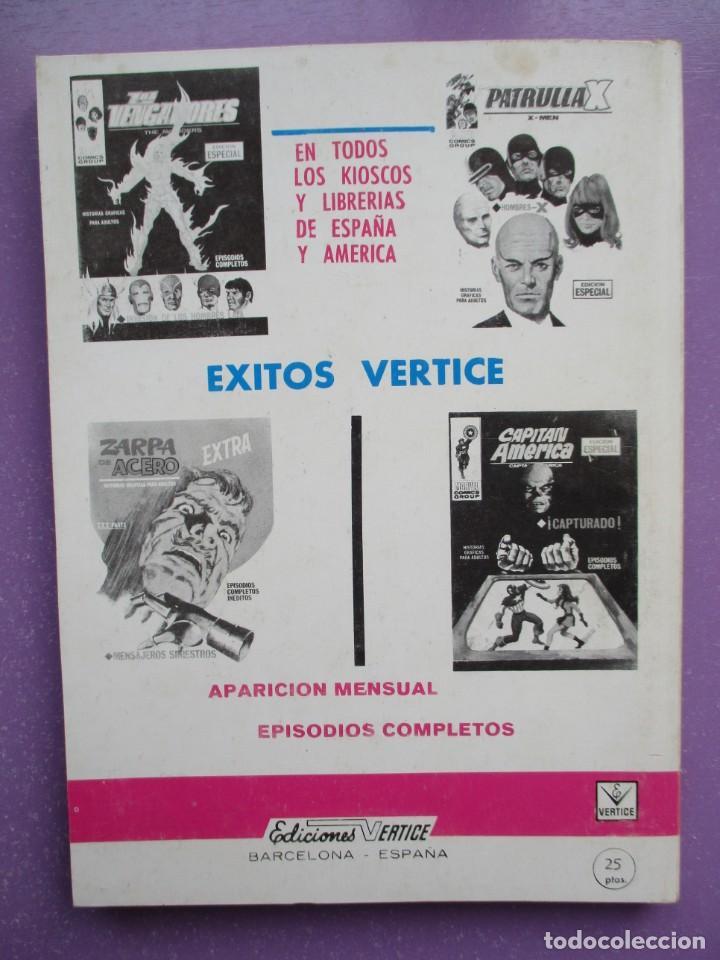 Cómics: MAX AUDAZ VERTICE TACO ¡¡¡¡ MUY BUEN ESTADO !!!! COLECCION COMPLETA - Foto 74 - 245997900