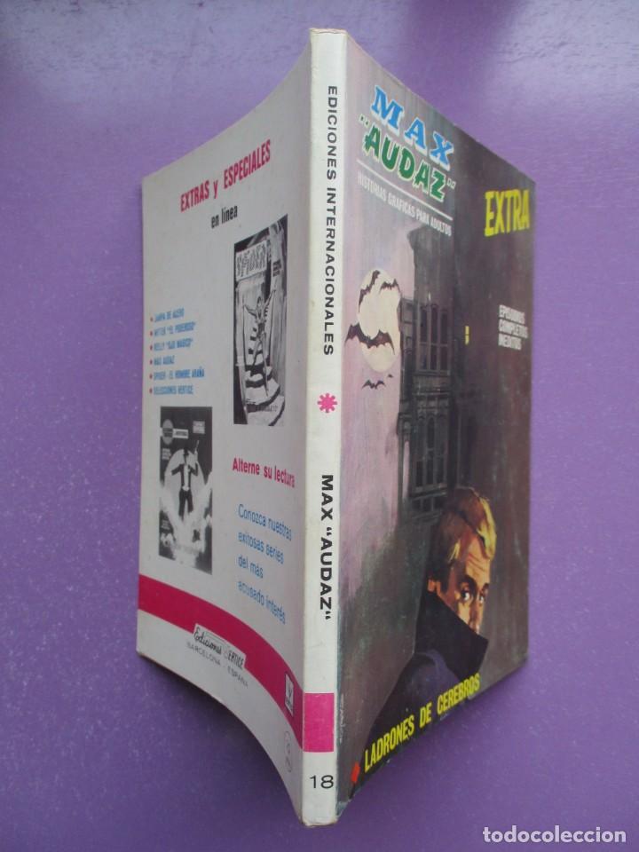 Cómics: MAX AUDAZ VERTICE TACO ¡¡¡¡ MUY BUEN ESTADO !!!! COLECCION COMPLETA - Foto 83 - 245997900
