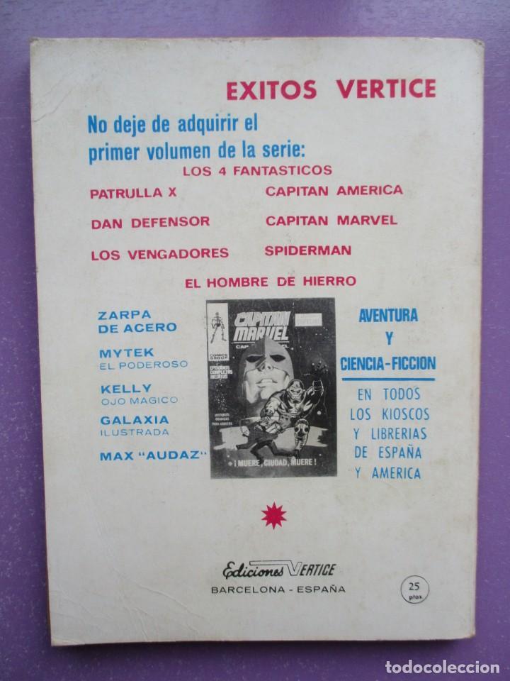 Cómics: MAX AUDAZ VERTICE TACO ¡¡¡¡ MUY BUEN ESTADO !!!! COLECCION COMPLETA - Foto 91 - 245997900
