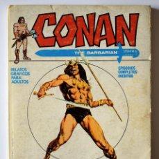 Cómics: CONAN Nº 1 VÉRTICE TACO LA LLEGADA DE CONAN. Lote 246141530
