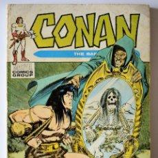 Cómics: CONAN Nº 13 VÉRTICE TACO LOS ESPEJOS DE KHARAM-AKKAD. Lote 246144445