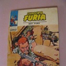 Cómics: SARGENTO FURIA Nº 23. 1973. EL ENAMORADO DE LA GUERRA. MARVEL COMICS GROUP.. Lote 246172660