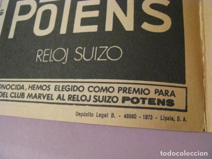 Cómics: SARGENTO FURIA Nº 23. 1973. EL ENAMORADO DE LA GUERRA. MARVEL COMICS GROUP. - Foto 3 - 246172660
