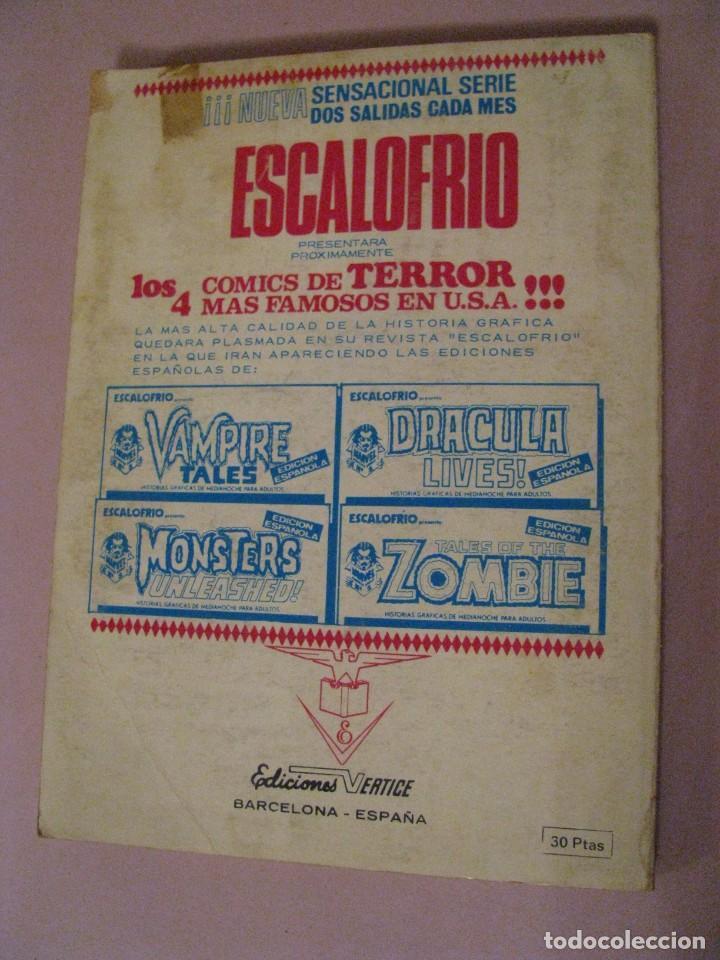Cómics: SARGENTO FURIA Nº 23. 1973. EL ENAMORADO DE LA GUERRA. MARVEL COMICS GROUP. - Foto 4 - 246172660