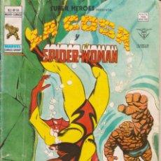 Cómics: CÓMIC VÉRTICE - SUPER-HEROES / LA COSA Y SPIDER-WOMAN - Nº 94 VOL.2 B/N.. Lote 246192335