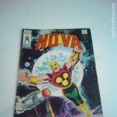 Cómics: SELECCIONES MARVEL PRESENTA - NOVA - VOLUMEN 1 - NUMERO 22 - GORBAUD. Lote 246209615