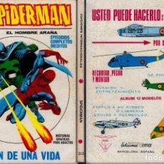 Cómics: VERTICE V1 SPIDERMAN 33. Lote 246236910