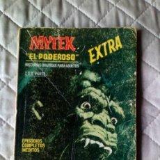 Cómics: MYTEK Nº 7 TACO DE 128 PÁGINAS VERTICE. Lote 140155370