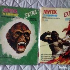 Cómics: MYTEK EL PODEROSO COLECCIÓN COMPLETA 14 CÓMICS VERTICE. Lote 246301540