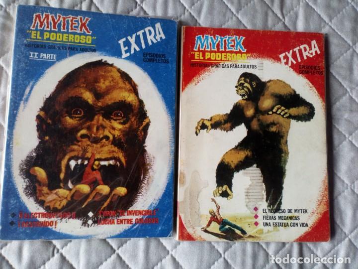 Cómics: Mytek el Poderoso Colección COMPLETA 14 cómics VERTICE - Foto 3 - 246301540