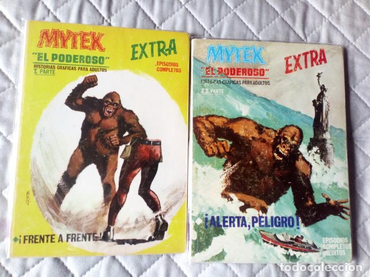 Cómics: Mytek el Poderoso Colección COMPLETA 14 cómics VERTICE - Foto 4 - 246301540