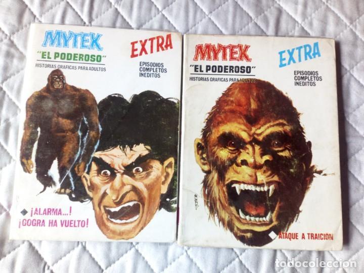 Cómics: Mytek el Poderoso Colección COMPLETA 14 cómics VERTICE - Foto 6 - 246301540